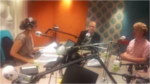 Radio1 uitzending woonoverlast 2013